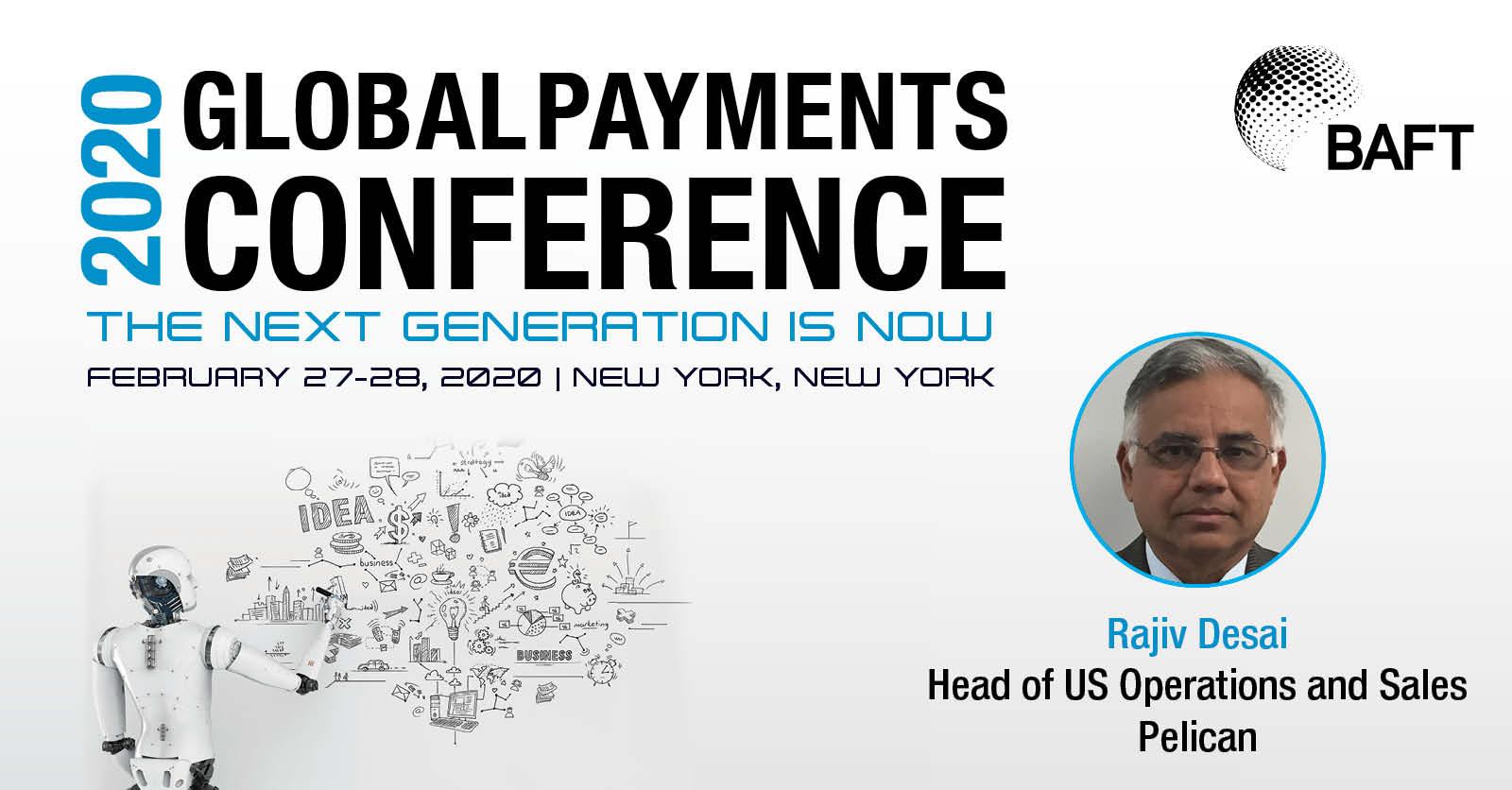 2020 Global Payments Conference_Speaker_Rajiv Desai