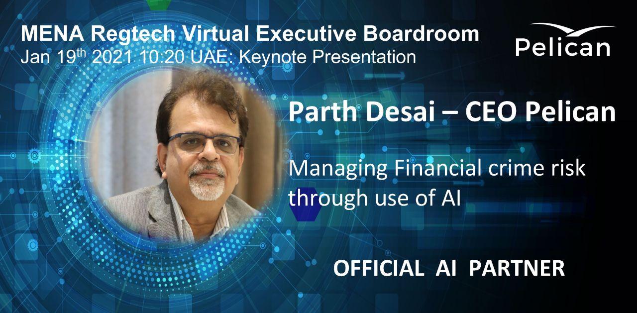 MENA Regtech Virtual Exec Boardroom